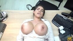 LOAN4K. Sexy hot cheater with big breasts