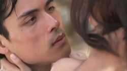 The Story of Us – Xian Lim and Kim Chiu being intimate