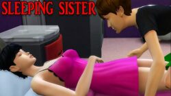 Brother Fucks Teen Sister After Playing A Computer Game – Family Sex Taboo