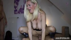 Horny Mom Gangbang with Friends Part three